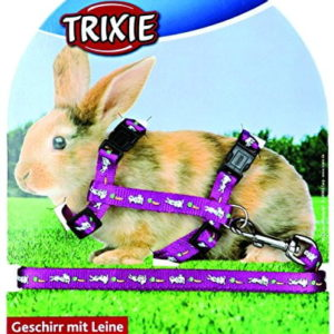 Trixie Rabbit harness with lead Petworld Ireland