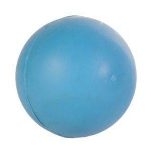 trixie rubber dog ball