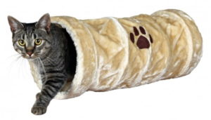 Trixie Play Tunnel Plush 22 cm / 60 cm Beige