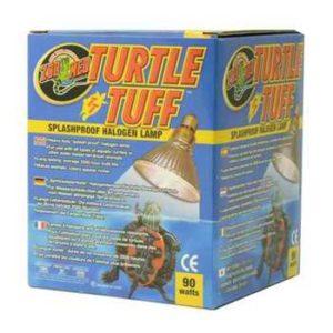 ZOOMED TURTLE TUFF HALOGEN LAMP T10 90W