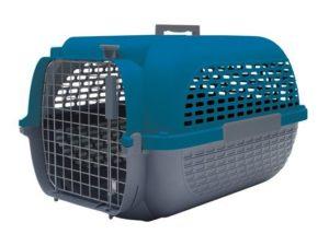 Voyageur Grey/Blue Pet Carrier