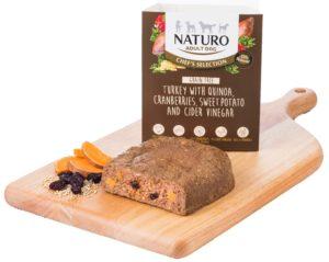 Chef's Selection Grain Free Turkey with Quinoa, Sweet Potato, Cranberries