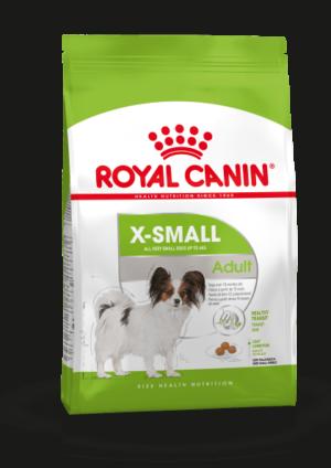 Royal Canin X-Small Adult Dog Food 1.5kg