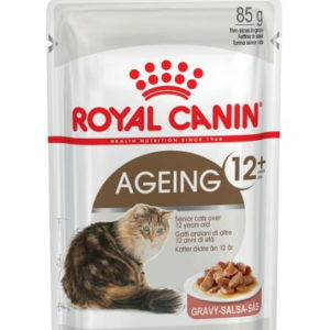 Royal Canin Ageing 12+ in Gravy 85g