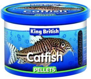 king british catfish pellets