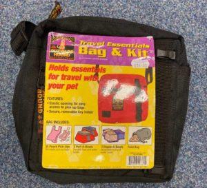 Travel Essentials Bag & Kit