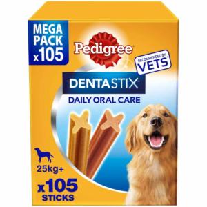 dentastix for large dog