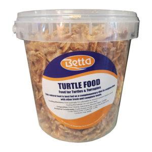 Betta Turtle Food 1lt