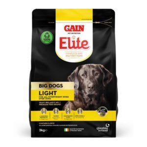 GAIN ELITE BIG DOGS LIGHT