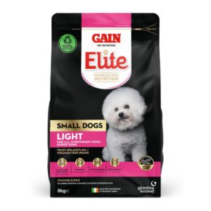 ain elite small dogs light