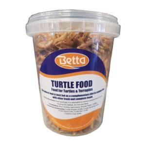 betta turtle food