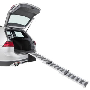 for the car 3 step telescopic ramp