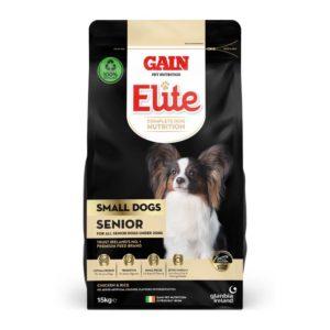 gain small dog senior