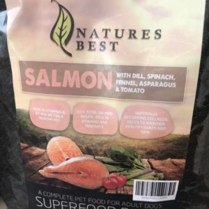 Natures Best Superfood Salmon (Grain Free)