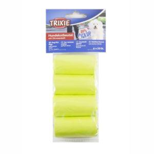 lemon scented dog poop bags