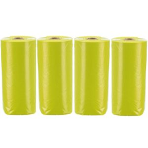 trixie dog poop bags lemon scented 1
