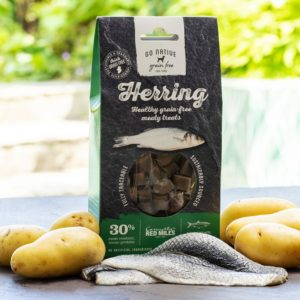 Go Native Treats with Herring