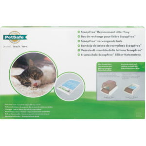 ScoopFree™ Replacement Blue Crystal Cat Litter Tray