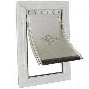 Staywell Aluminium Pet Door Small
