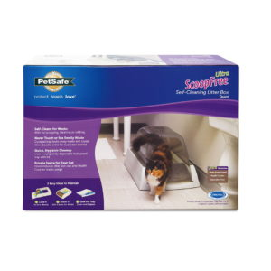 scoop free litter box for cats