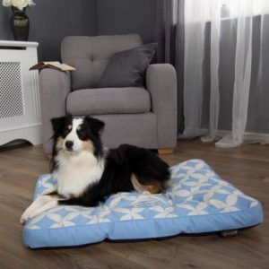 Scruffs Florence Dog Mattress - Blue