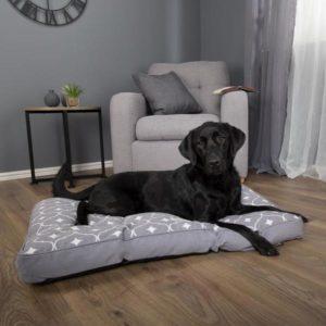 Casablanca Dog Mattress - Grey