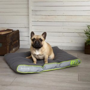 Eco Slimline Dog Mattress - Urban Grey