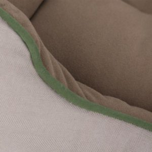 Insect Shield® Soft Walled Dog Bed close up