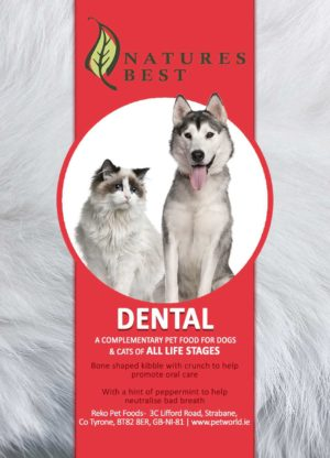 dental treats for cats and dogs