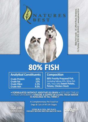 cat and dog fish treats