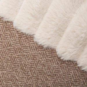scruff ellen dog mattress material