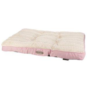 scruffs ellen pink cat and dog mattress