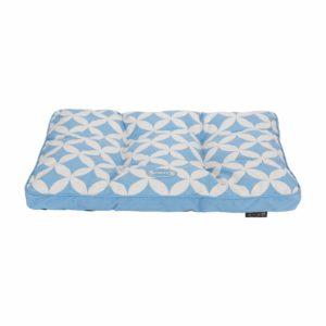 scruffs florence dog mattress blue 100x 70cm