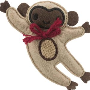 monkey cat nip cat toy