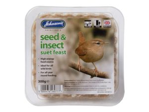 seed and insect suet feast