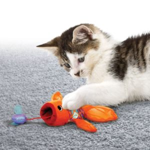 KONG CRACKLES TOY FOR CATS