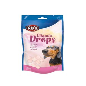 Trixie Vitamin Drops with Yoghurt 200g