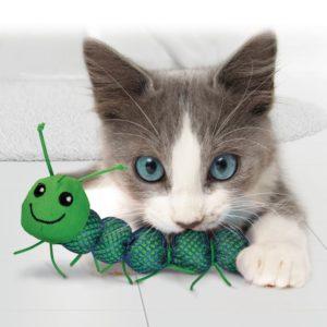 Nibble Critter Catnipillar