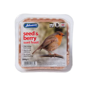 seed and berry suet feast