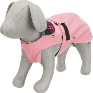 Paris Dog Coat 2 in 1 Pink