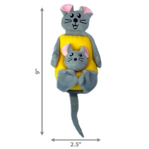 Pull-A-Partz™ Cheezy measurements