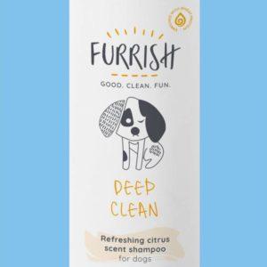 furrish deep clean dog shampoo 2