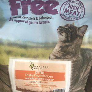 natures best grain free kitten food