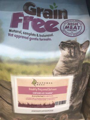 natures best grain free cat food