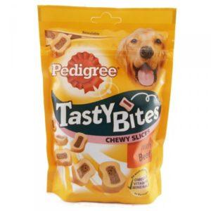 pedigree tasty bites beef slices