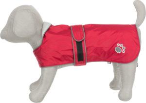 orleans red dog coat
