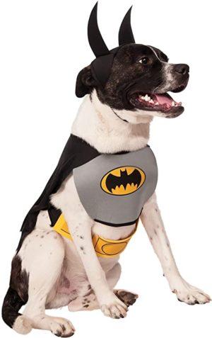 rubies batman dog costume