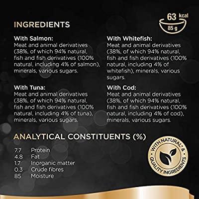 sheba fine fish flakes ingredients
