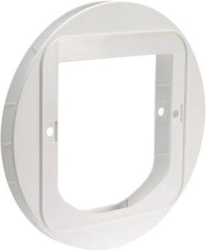 sureflap mounting adaptor white
