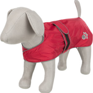 trixie orleans red dog coat